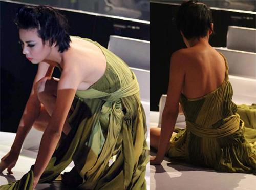 Khi mẫu Việt đổ rạp trên sàn diễn - 13