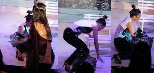 Khi mẫu Việt đổ rạp trên sàn diễn - 14