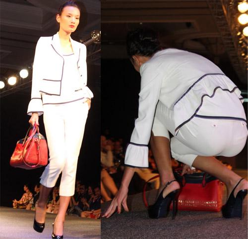 Khi mẫu Việt đổ rạp trên sàn diễn - 6