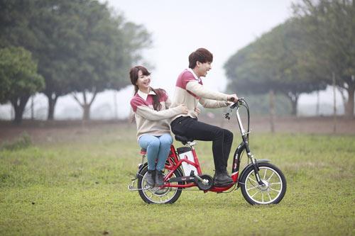 Xe đạp điện HKbike – Cuộc cách mạng xanh trên đường phố - 2