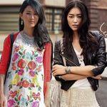 Thời trang - Phố Thượng Hải đẹp dịu dàng chớm hạ