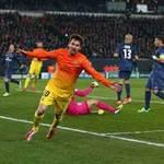 Bóng đá - Alves phối hợp Messi top 5 bàn đẹp TK C1