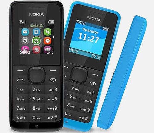 Nokia 105: nồi đồng cối đá, giá rẻ - 1
