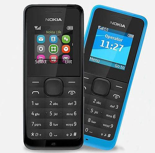 Nokia 105: nồi đồng cối đá, giá rẻ - 2