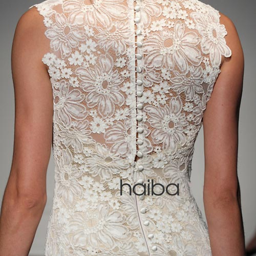 Váy cưới ren đem nét duyên cho nàng dâu - 3