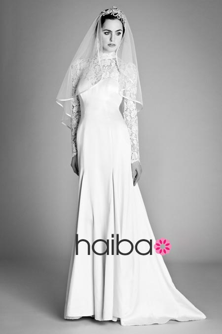 Váy cưới ren đem nét duyên cho nàng dâu - 17