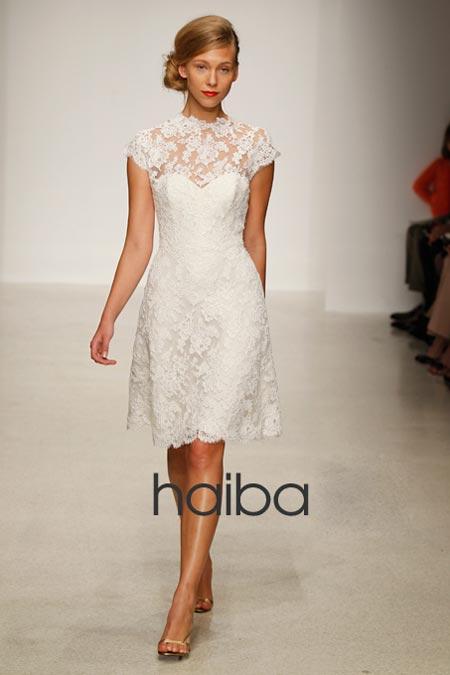 Váy cưới ren đem nét duyên cho nàng dâu - 6