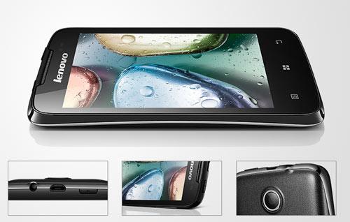 Lenovo A390: Smartphone tốt và đáng giá - 2