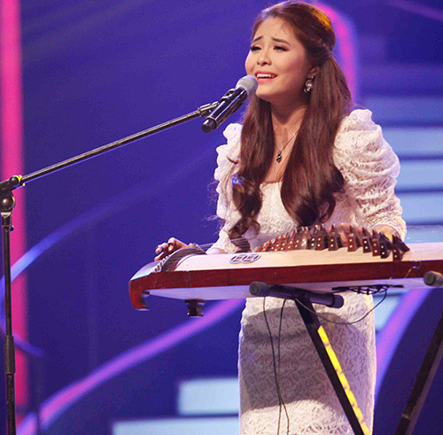 Sao Việt dự đoán kết quả VN's Got Talent - 1