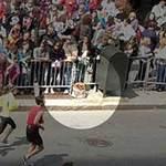 Tin tức trong ngày - Vụ đánh bom ở Mỹ: Hình ảnh nghi can bỏ chạy