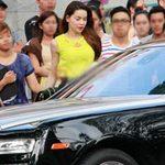 Ô tô - Xe máy - Hà Hồ lái Rolls-Royce Ghost đi dự sự kiện