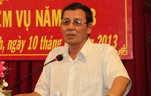 Trà Vinh cho Chủ tịch tỉnh về hưu sớm - 1