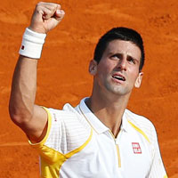 Chứng minh đi, Djokovic! (V3 Monte-Carlo)