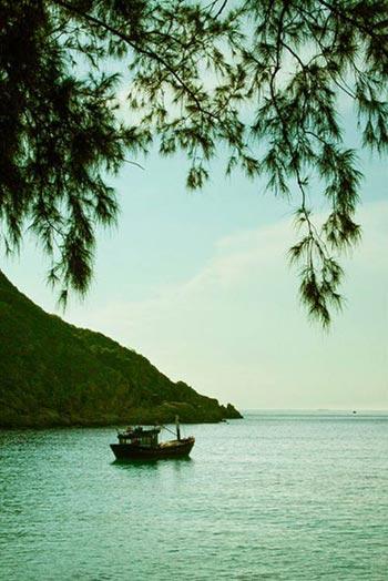 Say cảnh tuyệt sắc trong vịnh Cam Ranh - 1