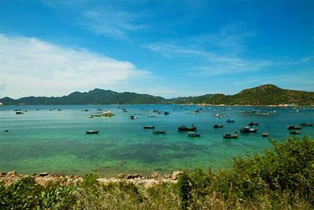 Say cảnh tuyệt sắc trong vịnh Cam Ranh - 3