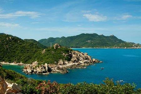 Say cảnh tuyệt sắc trong vịnh Cam Ranh - 5