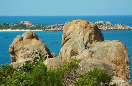 Say cảnh tuyệt sắc trong vịnh Cam Ranh - 6