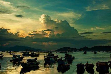 Say cảnh tuyệt sắc trong vịnh Cam Ranh - 10
