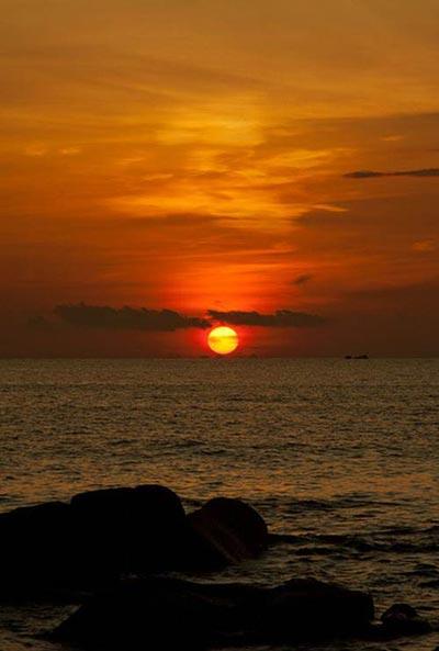 Say cảnh tuyệt sắc trong vịnh Cam Ranh - 11