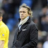 Mancini thừa nhận đội nhà đá dở