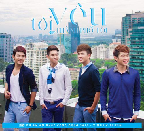 V.Music hát về Sài Gòn - 1