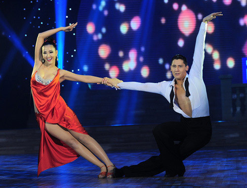 Bước nhảy Hoàn vũ: Dù kín vẫn đẹp & sexy - 10