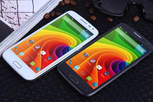 Sky HD9500: Siêu điện thoại trong mơ - 1