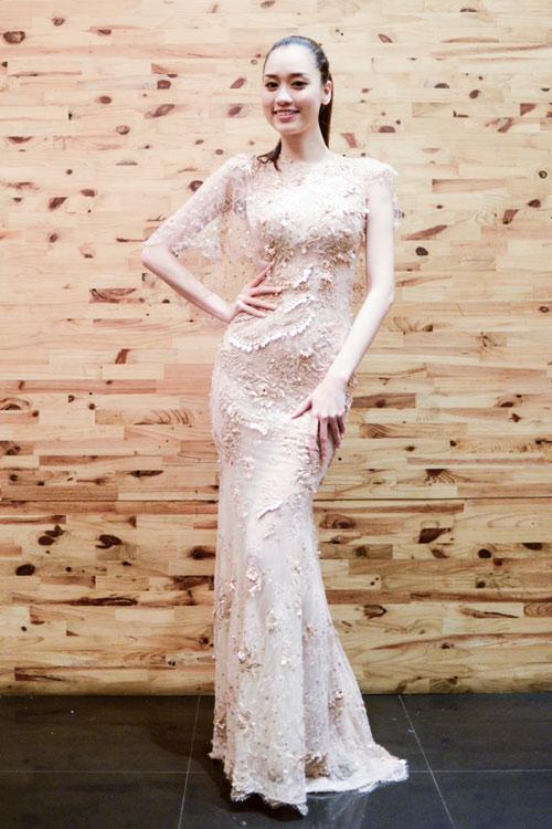 Hoa hậu Ngọc Hân thử đồ trước giờ G - 7