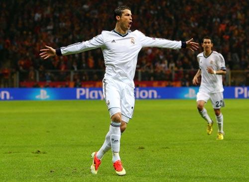Real: Hãy giữ Ronaldo nếu có thể! - 1
