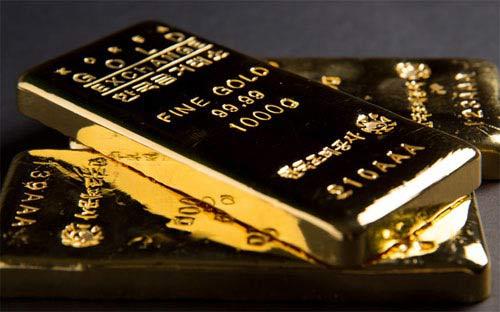 """Các NH trung ương """"mất"""" 560 tỷ USD vì vàng - 1"""