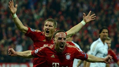 Ribery tự tin Bayern sẽ đả bại Barca - 1