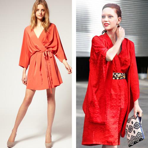Quyến rũ khó cưỡng với cảm hứng kimono - 12