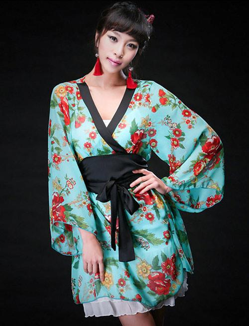 Quyến rũ khó cưỡng với cảm hứng kimono - 8