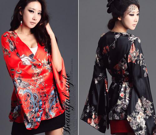 Quyến rũ khó cưỡng với cảm hứng kimono - 4