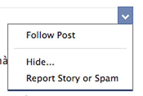 """Cư dân Facebook """"đỏ mặt"""" vì hiện tượng spam bẩn - 5"""