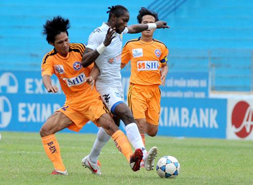 Vòng 6 V-League: Kịch chiến ở Chi Lăng - 1