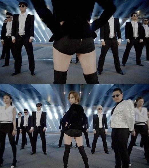 MV mới của cha đẻ Gangnam Style quá bạo - 13