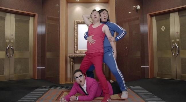 MV mới của cha đẻ Gangnam Style quá bạo - 10