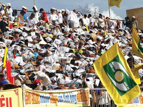 V-League 2013: Như cái chợ - 1