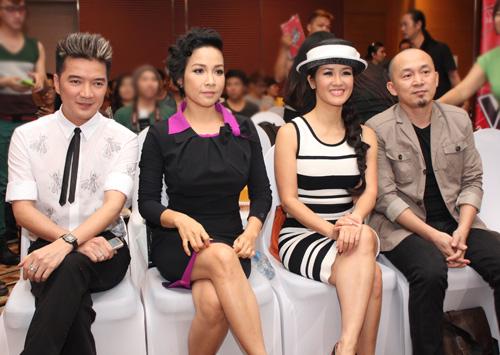 Hậu scandal, Phương Uyên vẫn ở lại The Voice - 3