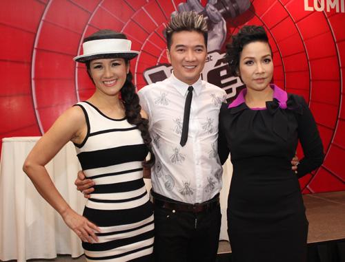 Hậu scandal, Phương Uyên vẫn ở lại The Voice - 6