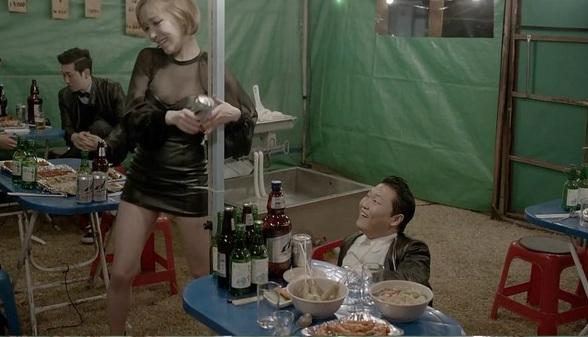 MV mới của cha đẻ Gangnam Style quá bạo - 3