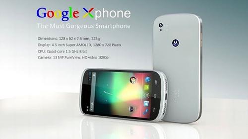 """Motorola và Google quyết chặn sự gia tăng """"dế khủng"""" - 1"""