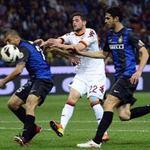 Bóng đá - Inter - Roma: Hiệp 2 bùng nổ