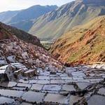 Du lịch - Ruộng muối thời tiền Inca đẹp như tranh ghép kính
