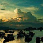 Du lịch - Say cảnh tuyệt sắc trong vịnh Cam Ranh