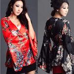 Thời trang - Quyến rũ khó cưỡng với cảm hứng kimono