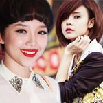 Thời trang - 13 mái tóc ngắn cá tính của showbiz Việt