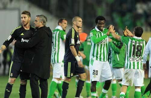 Liga trước V32: Hồn ở Champions League - 1
