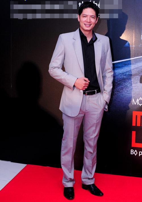Bình Minh bảnh bao ra mắt phim mới - 1